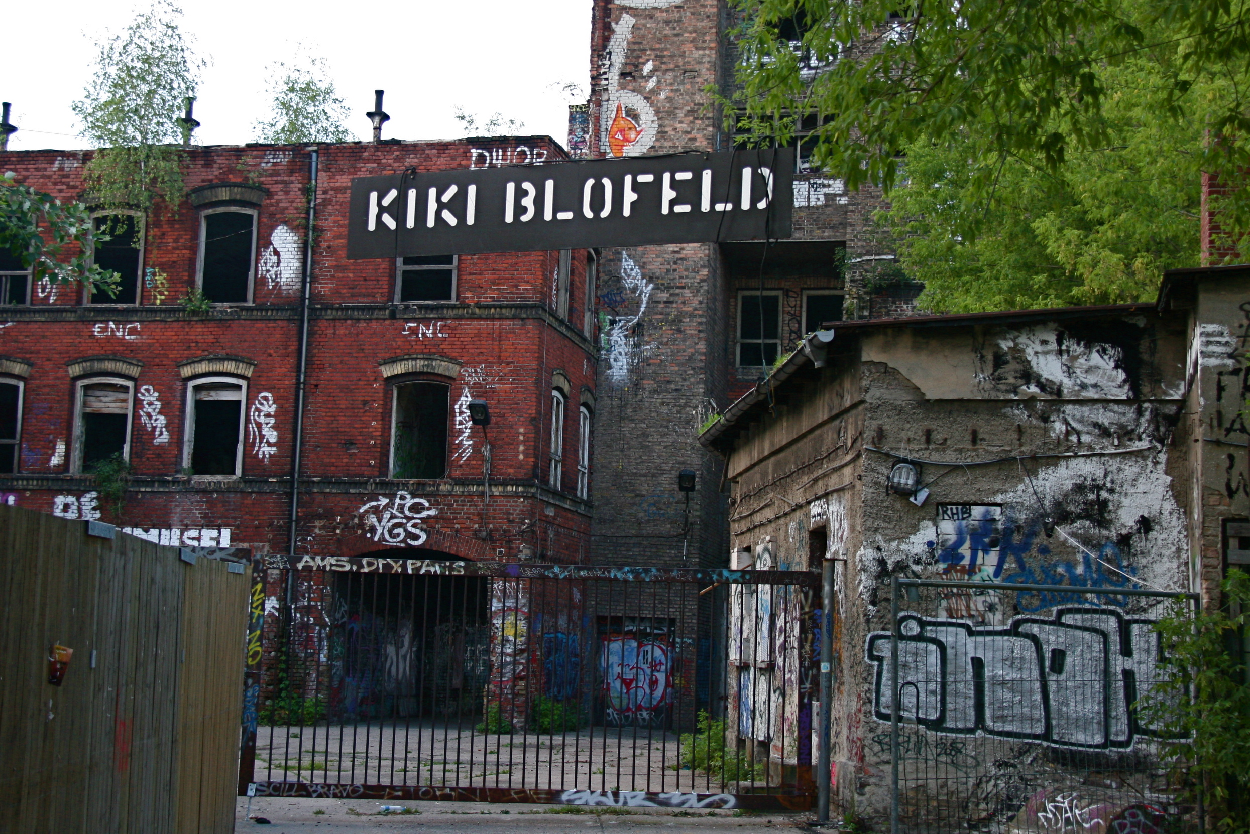 in East Berlin