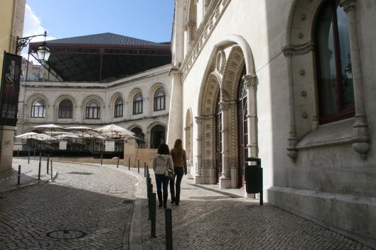 Restaurados Lisbon