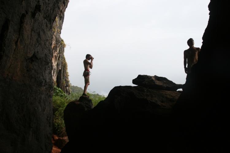 Phra Nang caves